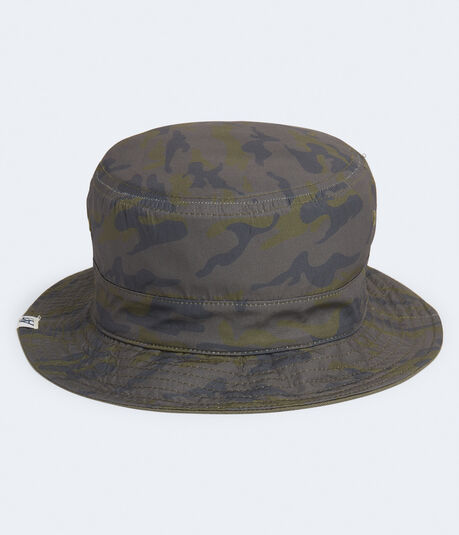 Reversible Camo Bucket Hat
