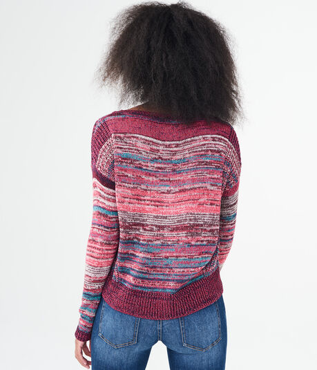Space-Dye Sweater