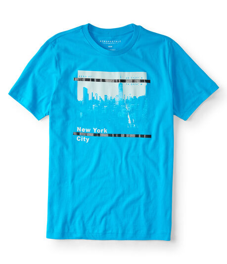 Aero 87 New York City Image Graphic Tee