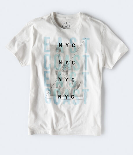 NYC Statue Of Liberty Graphic Tee