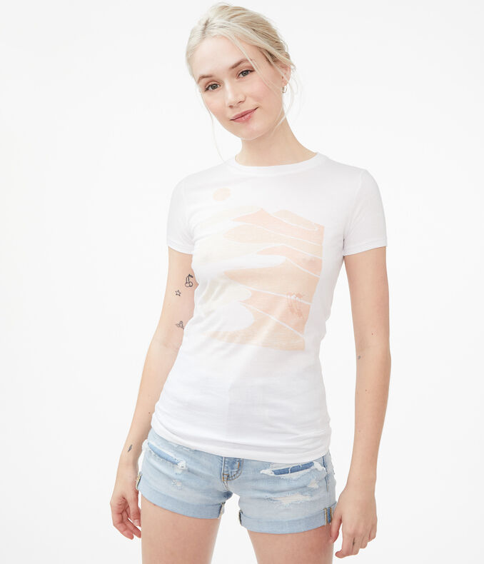 Free State Marrakesh Sand Dune Graphic Tee