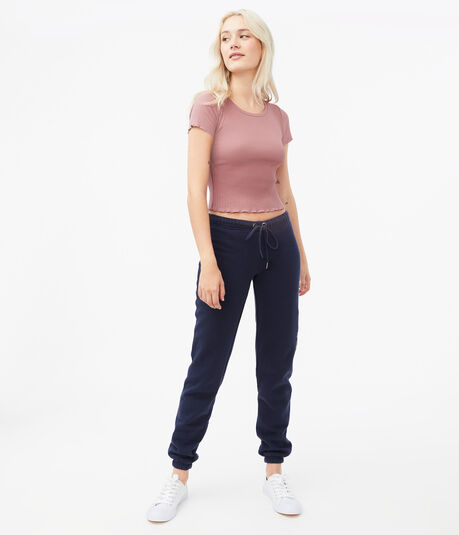 Vertical New York Cinched Sweatpants