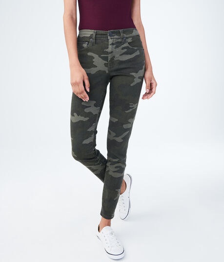 Seriously Stretchy High-Waisted Jegging