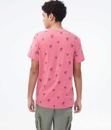Palms & Pineapples Graphic Tee