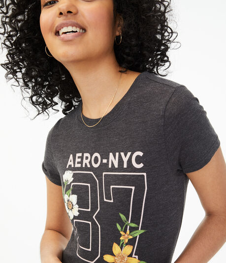 Aero NYC-87 Graphic Tee