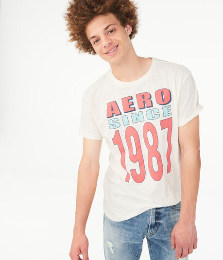 Aero Since 1987 Graphic Tee