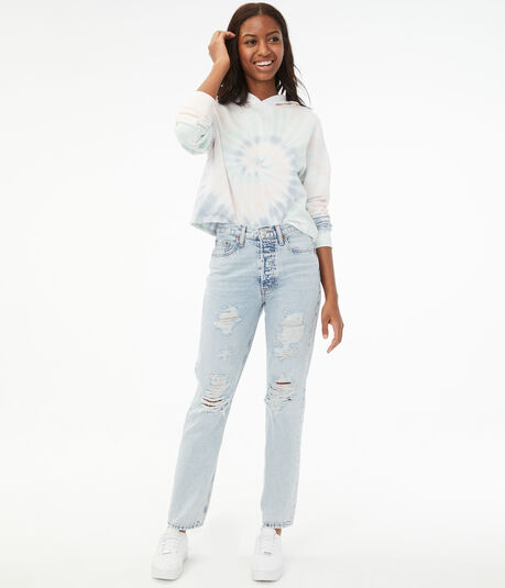 '90s High-Rise Baggy Jean