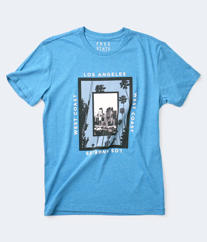 Free State Los Angeles West Coast Graphic Tee