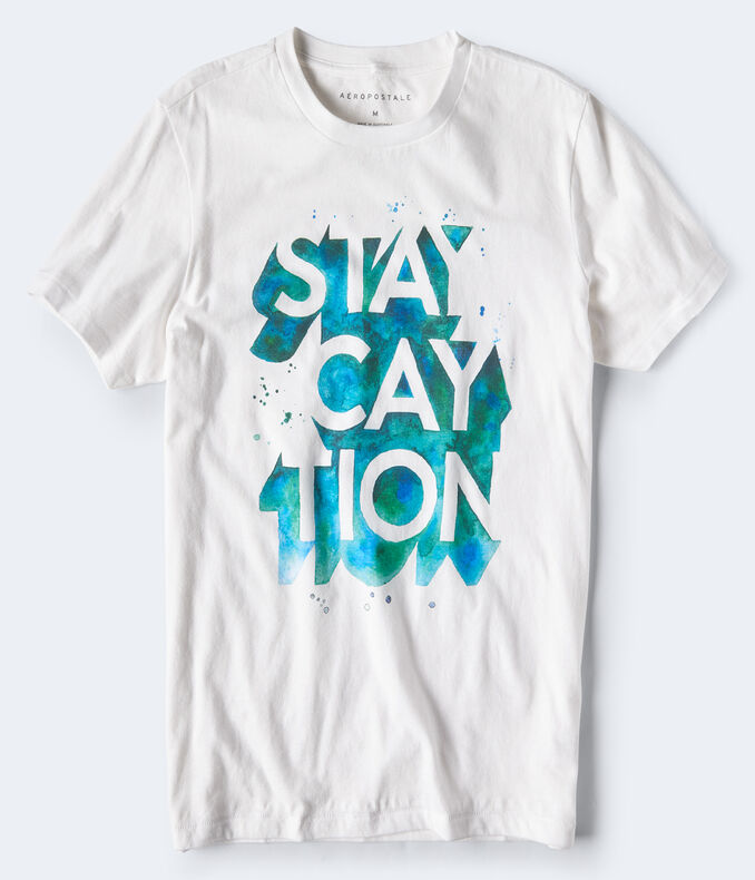 Staycation Graphic Tee