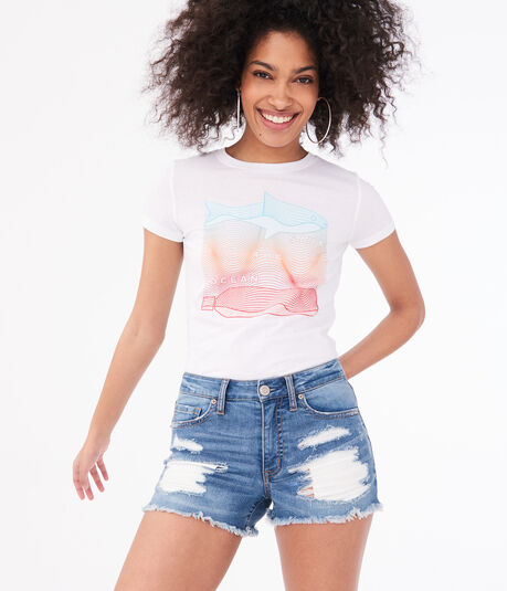 Save The Ocean Graphic Tee