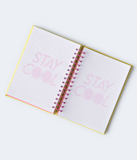 Stay Cool Spiral Notebook