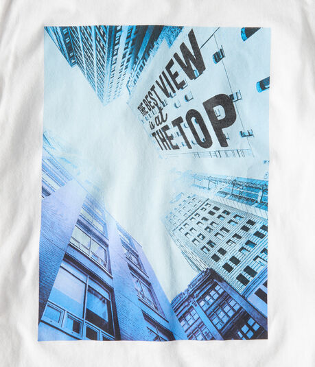 View At The Top Graphic Tee