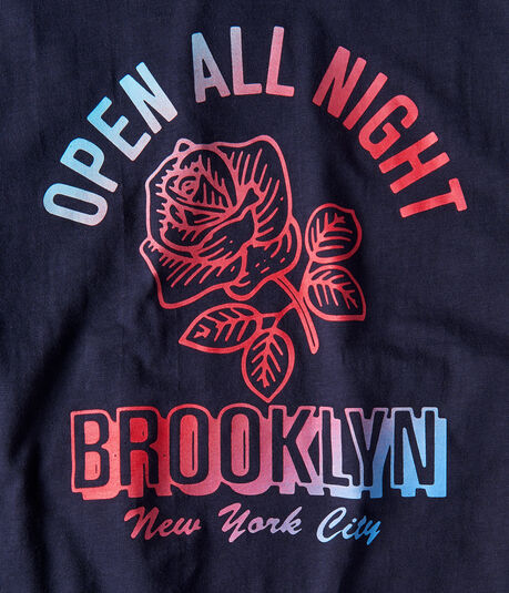 Free State Open All Night Graphic Tee