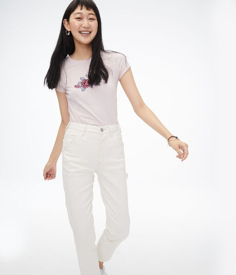 Rose Blossoms Graphic Tee