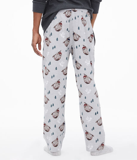 Just Chillin' Sloth Lounge Pants