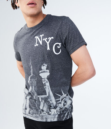 NYC Landmark Graphic Tee