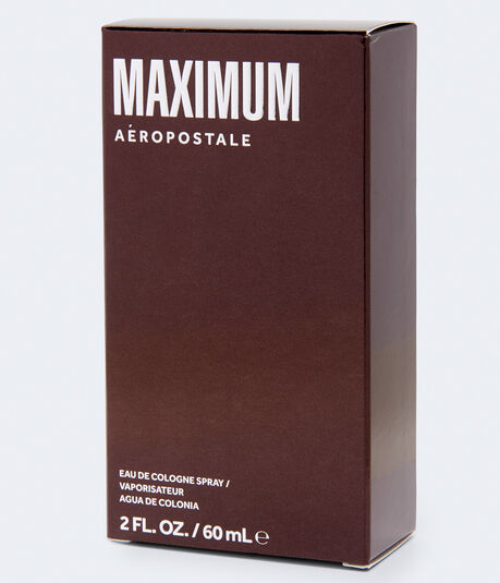 Maximum Cologne - 2 oz