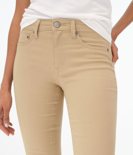 Seriously Stretchy High-Rise Uniform Jegging