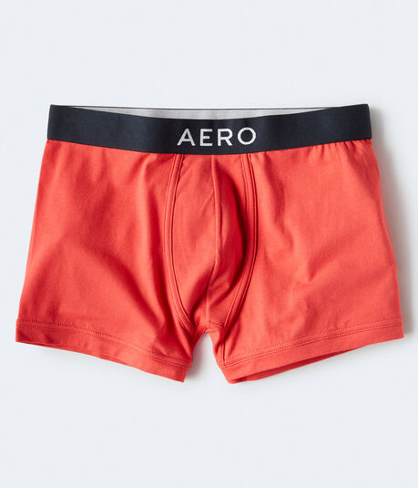 Solid Logo Knit Trunks
