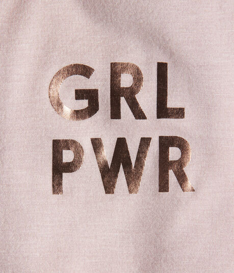 Seriously Soft Grl Pwr Graphic Tee