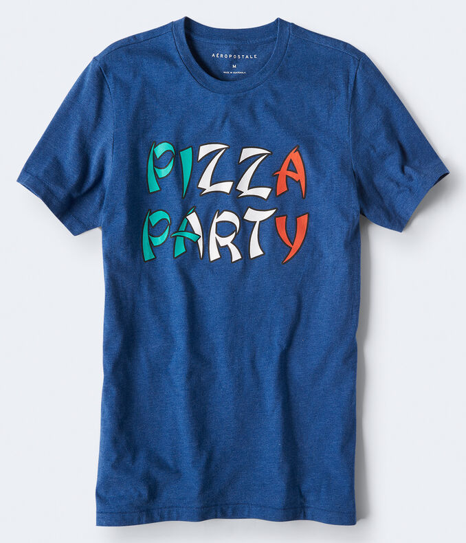 Pizza Party Graphic Tee