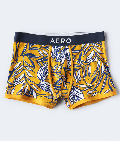 Tropical Fronds Knit Trunks