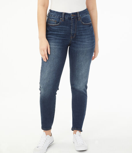 Seriously Stretchy High-Rise Slim & Thick Curvy Skinny Jean***