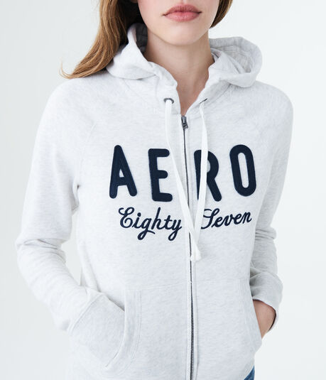 Aero Eighty Seven Full-Zip Hoodie