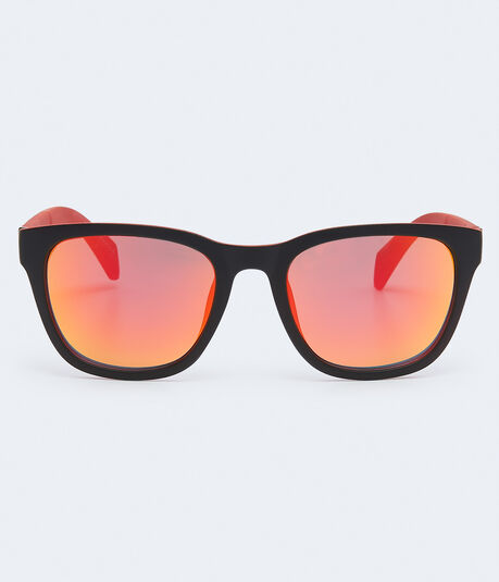 Two-Tone Waymax Sunglasses