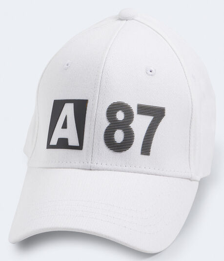 Metallic A87 Fitted Hat