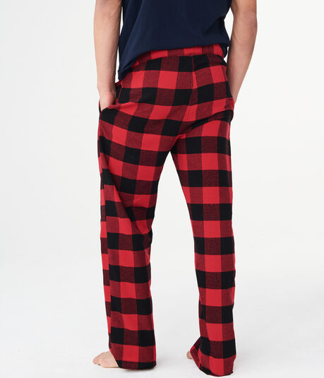 Buffalo Plaid Lounge Pants