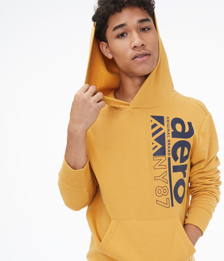Vertical Aero NY87 Pullover Hoodie