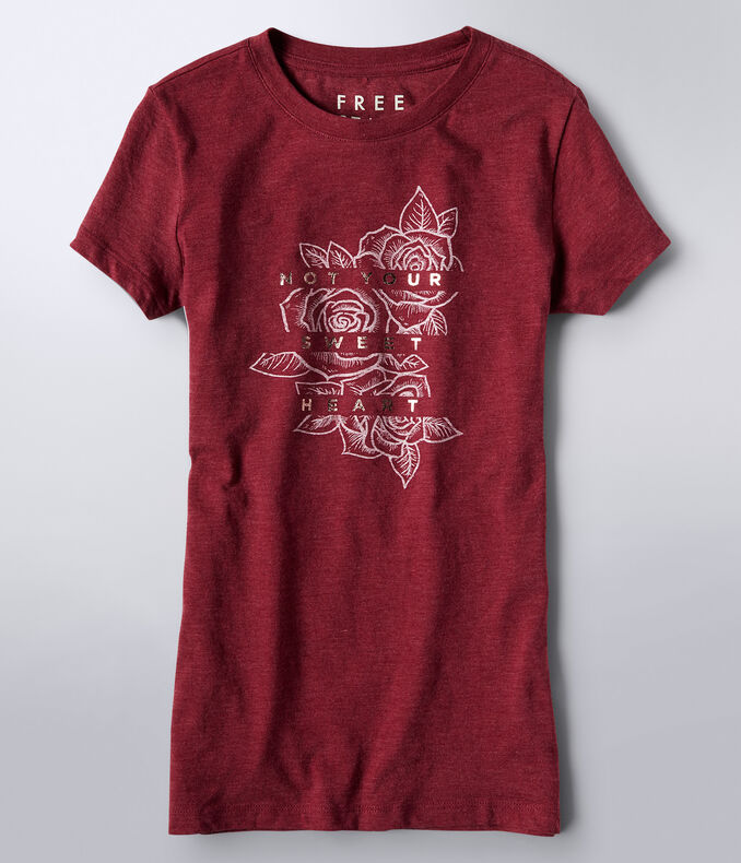 Free State Not Your Sweetheart Graphic Tee