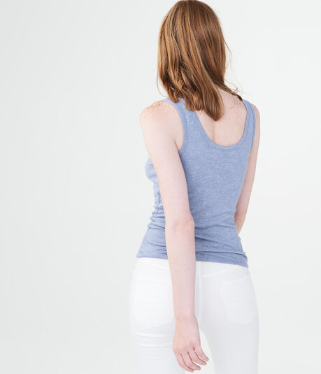 Heather Ruched Tank