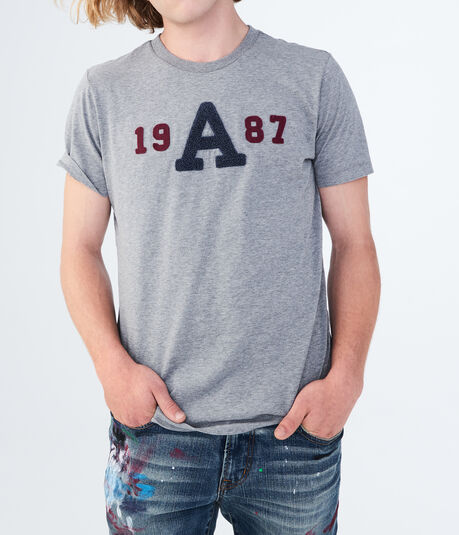 """1987 """"A"""" Graphic Tee"""