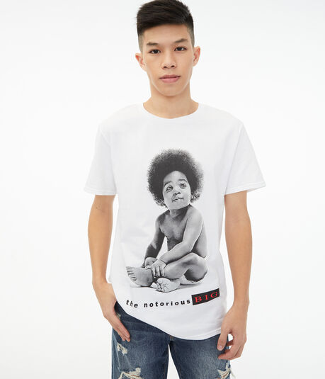The Notorious BIG Graphic Tee