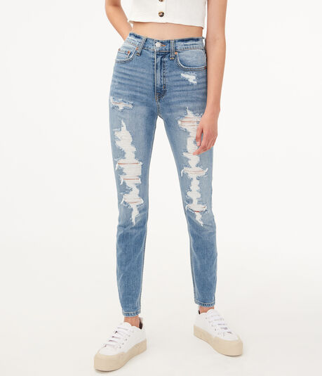 Real Denim High-Rise Cheeky Jegging