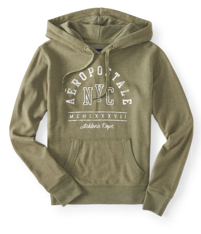 2998309e8e Aéropostale NYC Athletic Pullover Hoodie