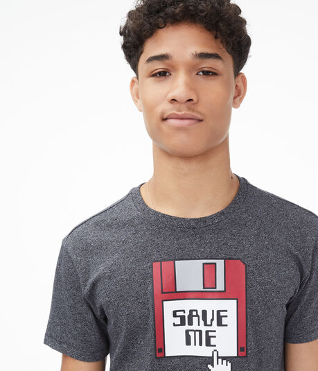 Save Me Graphic Tee