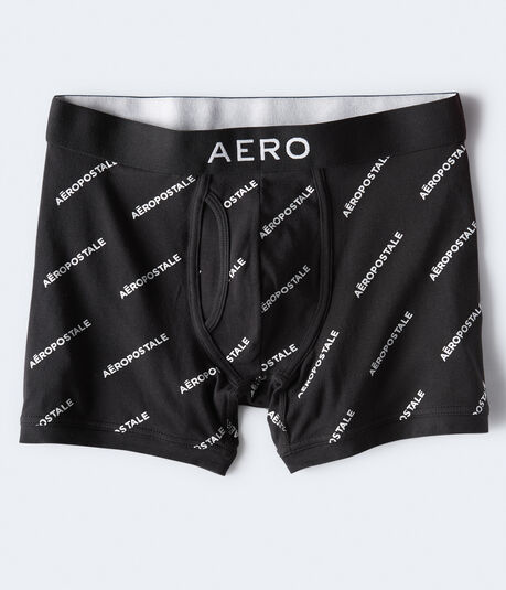 Aero Logo Knit Boxer Briefs