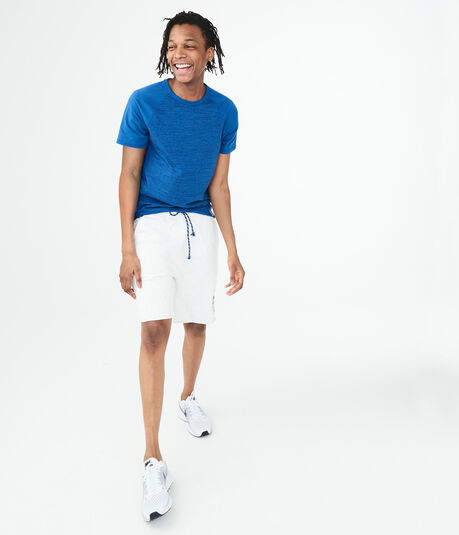 Linked NY87 Fleece Shorts