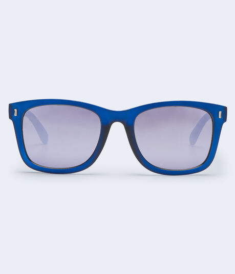 Mirrored Matte Waymax Sunglasses