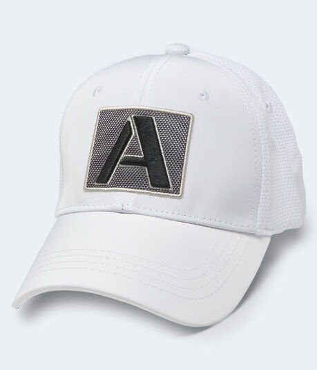 "Square ""A"" Fitted Hat"