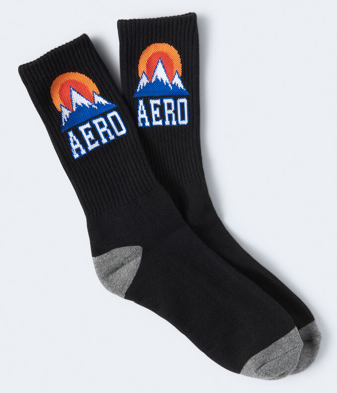 Aero Mountain Crew Socks