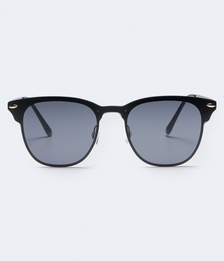 Flat-Framed Waymax Sunglasses***