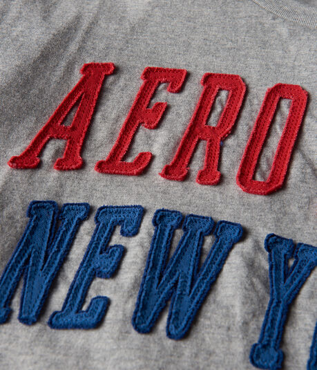 Aero 1987 New York Graphic Tee