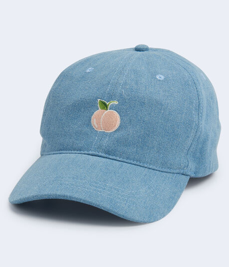 Peach Adjustable Hat***