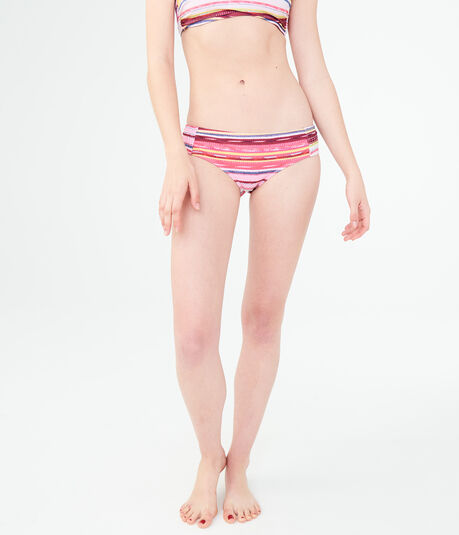 LLD Color Stripe Hipster Bottom
