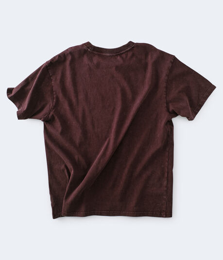 Washed Tonal California Loose-Fit Graphic Tee