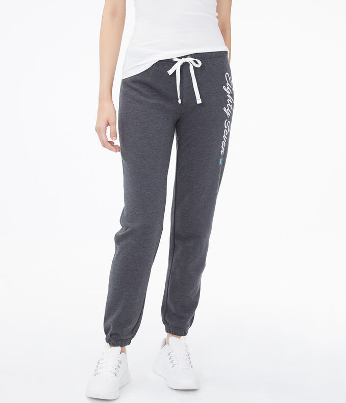 Eighty Seven NY Cinched Sweatpants